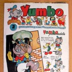 Tebeos: YUMBO Nº 30 - EDICIONES CLIPER 1953. Lote 28845557