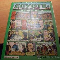 Tebeos: EL COYOTE Nº 20 UN HOMBRE ALEGRE (ED. CLIPER) (COY). Lote 29180493