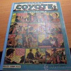 Tebeos: EL COYOTE Nº 19 UN HOMBRE ALEGRE (ED. CLIPER) (COY). Lote 29180499