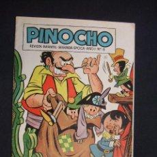 Tebeos: PINOCHO - SEGUNDA EPOCA - AÑO I - Nº 8 - EDICIONES CLIPER - . Lote 29161375