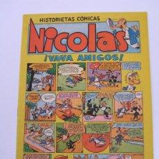 Tebeos: NUEVO POR ESTRENAR - ANTIGUO COMIC NICOLAS Nº 16 VAYA AMIGOS - 1948 (CLIPER) - HISTORIETAS COMICAS. Lote 29204696