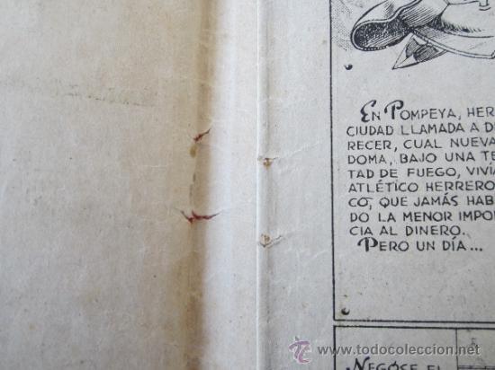 Tebeos: peliculas famosas ,- los ultimos dias de pompeya , RKO-RADIO FILMS , ediciones cliper - Foto 3 - 30818278