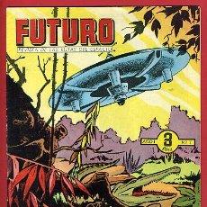 Tebeos: FUTURO Nº 7, REVISTA DE LAS RUTAS DEL ESPACIO , CLIPER , ORIGINAL , C92. Lote 31146064