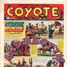 Tebeos: EL COYOTE, N. 1 . Lote 31284738