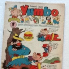 Tebeos: YUMBO SEMANARIO INFANTIL NUMERO 34. Lote 31314249