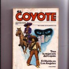 Tebeos: LOS PRIMEROS TOMOS DEL COYOTE DEL AÑO 1983 --Nº 1-2-3-4-5-6-7-8--10 . Lote 31668094