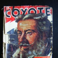 Tebeos: EL COYOTE. TRUENO NEGRO. J. MALLORQUI NUMERO EXTRA. . Lote 31951784