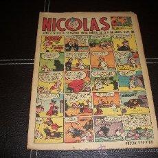 Tebeos - NICOLAS Nº 96 - EDITORIAL CLIPER 1948 - 32186709