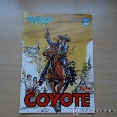 Tebeos: EL COYOTE, AVENTURAS BIZARRAS Nº 1 - . Lote 32408442