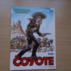 Tebeos: EL COYOTE, AVENTURAS BIZARRAS Nº 2 - . Lote 32408453