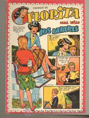 TEBEOS-COMICS GOYO - FLORITA 108 - ED. CLIPER 1949 - RARO *AA99 (Tebeos y Comics - Cliper - Florita)
