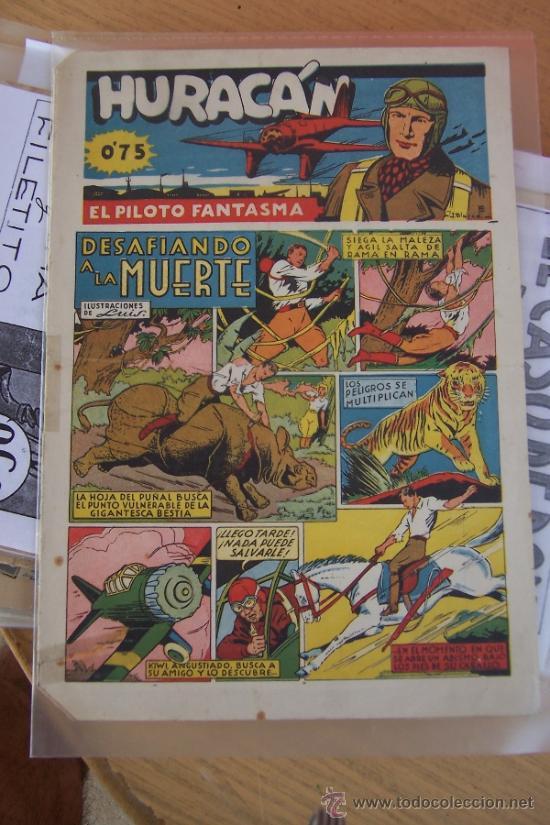 CLIPER - CISNE HURACAN Nº 5 (Tebeos y Comics - Cliper - Otros)