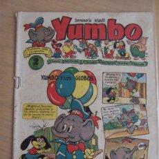 Tebeos: CLIPER YUMBO Nº 3 Y 7 Y 262 PRECIO POR LOS TRES. Lote 32908958