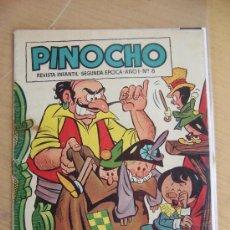Tebeos: CLIPER PINOCHO Nº 4-7-8. Lote 32909017