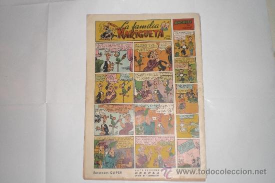 Tebeos: HISTORIETAS COMICAS NICOLAS: BUGUI BUGUI - Foto 2 - 33462570