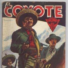 Tebeos: EL COYOTE Nº 18 - EL DIABLO EN LOS ANGELES - J. MALLORQUI - ED. CLIPER. Lote 33637386