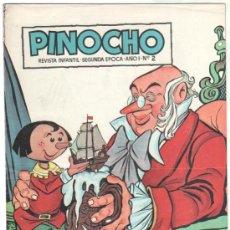 Tebeos: PINOCHO Nº 2 EDI. CLIPER 1957 - -RIPOLL G - SCHMIDT - JORGE GIN ETC.. Lote 33945747