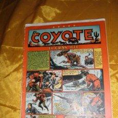 Tebeos: EL COYOTE. EL GRAN JEFE. EDICIONES CLIPER *. Lote 34105905