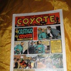 Tebeos: EL COYOTE. UN CASTIGO DEL COYOTE. POR J. MALLORQUÍ. EDICIONES CLIPER . ORIGINAL*. Lote 34330483