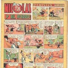 Tebeos - NICOLAS Nº 77 EDI. CLIPER-GERPLA 1948 - 35001388