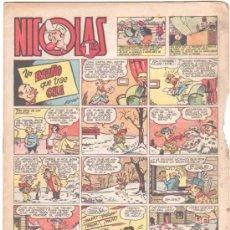 Tebeos: NICOLAS Nº 83 EDI. CLIPER-GERPLA 1948. Lote 35001439