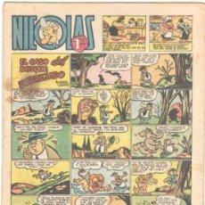 Tebeos: NICOLAS Nº 84 EDI. CLIPER-GERPLA 1948. Lote 35001455