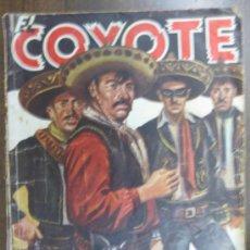Tebeos: EL COYOTE- EL ENEMIGO DEL COYOTE- POR F. MALLORQUI Nº 37. Lote 34989066