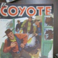 Tebeos: EL COYOTE -- LOS VOLUNTARIOS DEL COYOTE- POR F. MALLORQUI Nº 36. Lote 34990367