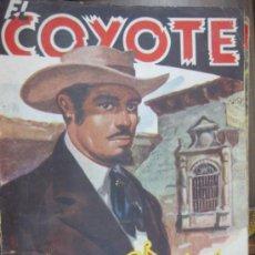 Tebeos: EL COYOTE --UN ILUSTRE FORASTERO -- POR J. MALLORQUI Nº40. Lote 35006215