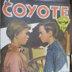 Tebeos: EL COYOTE --LOS HIJASTROS DEL ODIO -- POR J. MALLORQUI Nº77. Lote 35006231