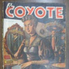 Tebeos: EL COYOTE --TODA UNA SEÑORA-- POR J. MALLORQUI Nº24. Lote 35006471