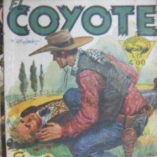 Tebeos: EL COYOTE --EL CODIGO DE LOS HOMBRES SIN LEY-- POR J. MALLORQUI Nº110. Lote 35006990