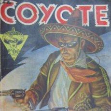 Tebeos: EL COYOTE--EL VALLE DE LA MUERTE-- POR J. MALLORQUI Nº3. Lote 35007248