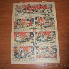 Tebeos: YUMBO Nº 18 HISPANO AMERICANA . Lote 35590915