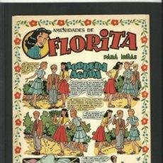 Tebeos: FLORITA Nº 7. CLIPER. ORIGINAL. Lote 35675020