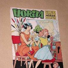 Tebeos: FLORITA Nº 351. CLIPER, 1956. SANTA NATALIA DE TOLOSA. RIPOLL G. BUXADE. LILIAN AZAFATA DEL AIRE. +. Lote 36231825