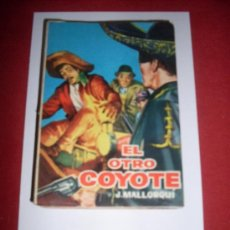 Livros de Banda Desenhada: EDICIONES CID EL COYOTE (J.MALLORQUI) NUMERO 7. Lote 36167328