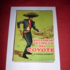 Livros de Banda Desenhada: EDICIONES CID EL COYOTE (J.MALLORQUI) NUMERO 8. Lote 36167340