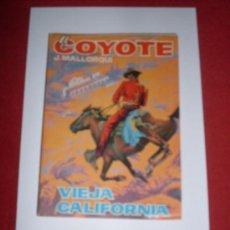 Tebeos: EDICIONES CID EL COYOTE (J.MALLORQUI) NUMERO 32. Lote 36167579