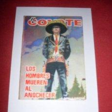 Tebeos: EDICIONES CID EL COYOTE (J.MALLORQUI) NUMERO 80. Lote 36168054