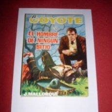 Tebeos: EDICIONES CID EL COYOTE (J.MALLORQUI) NUMERO 84. Lote 36168095