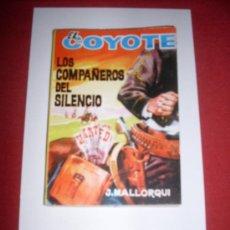Tebeos: EDICIONES CID EL COYOTE (J.MALLORQUI) NUMERO 129. Lote 36168502