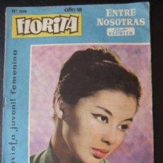 Livros de Banda Desenhada: FLORITA Nº 519 CLIPER ORIGINAL. Lote 37086977