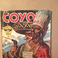 Tebeos: EL COYOTE POR J. MALLORQUI- Nº 66 ( SEIS BALAS DE PLATA ) AÑO 1948 - IMPRENTA MODERNA. Lote 37369549