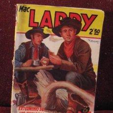 Tebeos: MAC LARRY. EL EXTERMINIO DE LOS ENMASCARADOS. Nº5.. Lote 38186720