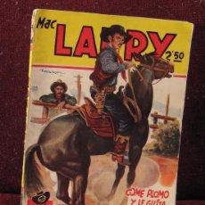 Tebeos: MAC LARRY. COME PLOMO Y LE GUSTA. Nº6.. Lote 38186730