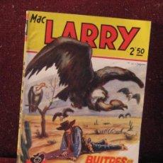 Tebeos: MAC LARRY. BUITRES EN ARIZONA.Nº20.. Lote 38186939