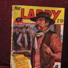 Tebeos: MAC LARRY. EL MISTERIO DE LA SERPIENTE AMARILLA. Nº23.. Lote 38187004