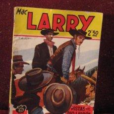 Tebeos: MAC LARRY. PISTAS EN RÍO LADRÓN.Nº27.. Lote 38187034