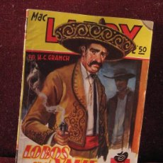 Tebeos: MAC LARRY. LOBOS EN EL VALLE. Nº34.. Lote 38187044
